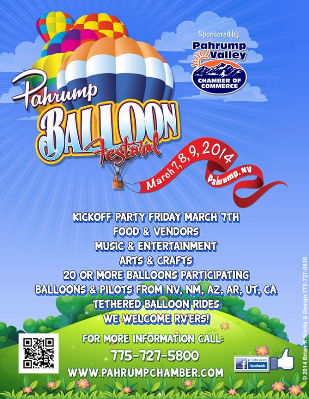 Pahrump Balloon Festival
