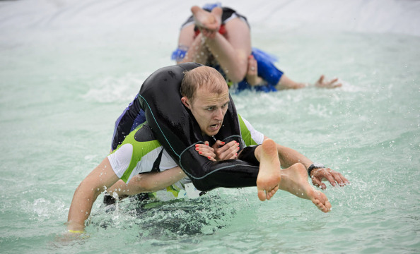 the annual wife carrying championship in Finland, one of the bizarre, weird festivals around the world