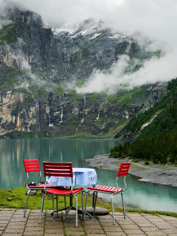 Best hotels in the world Hotel-Restaurant Öschinensee, Switzerland