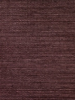 Clarence House Wallpaper - Sisal - Purple  6863-24