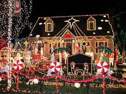 what types of outdoor holiday outdoor decorations are available - Christmas Vacation Lawn Decorations