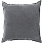 Surya Pillow - CV003 Grey Velvet Cotton
