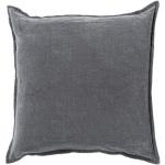 Surya Pillow - CV003 Grey Velvet Cotton