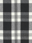 Ralph Lauren Fabric - Mill Pond Check - Black/Cream LCF65820F